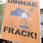 Mr Frackman lauches legal fight over fracking row...