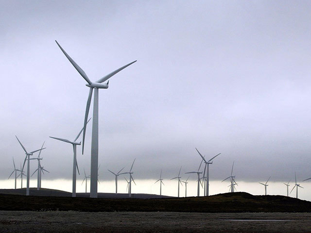 SSE are selling off a further 5% of Clyde Windfarm.