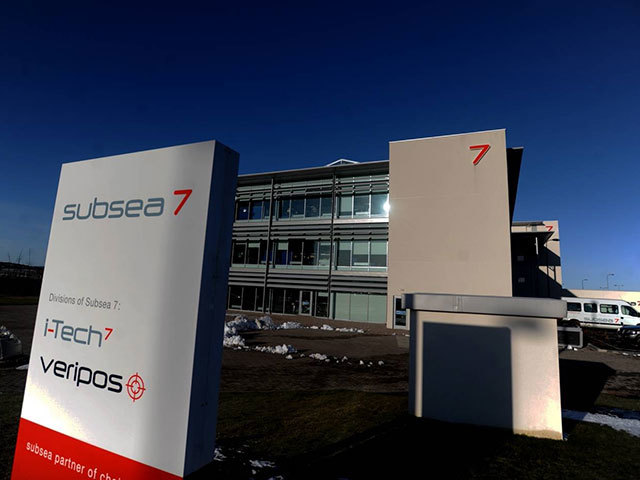 Subsea7 offices in Westhill