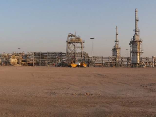 Iraq energy news