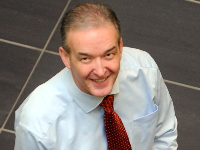 Robin Watson, Wood Group CEO