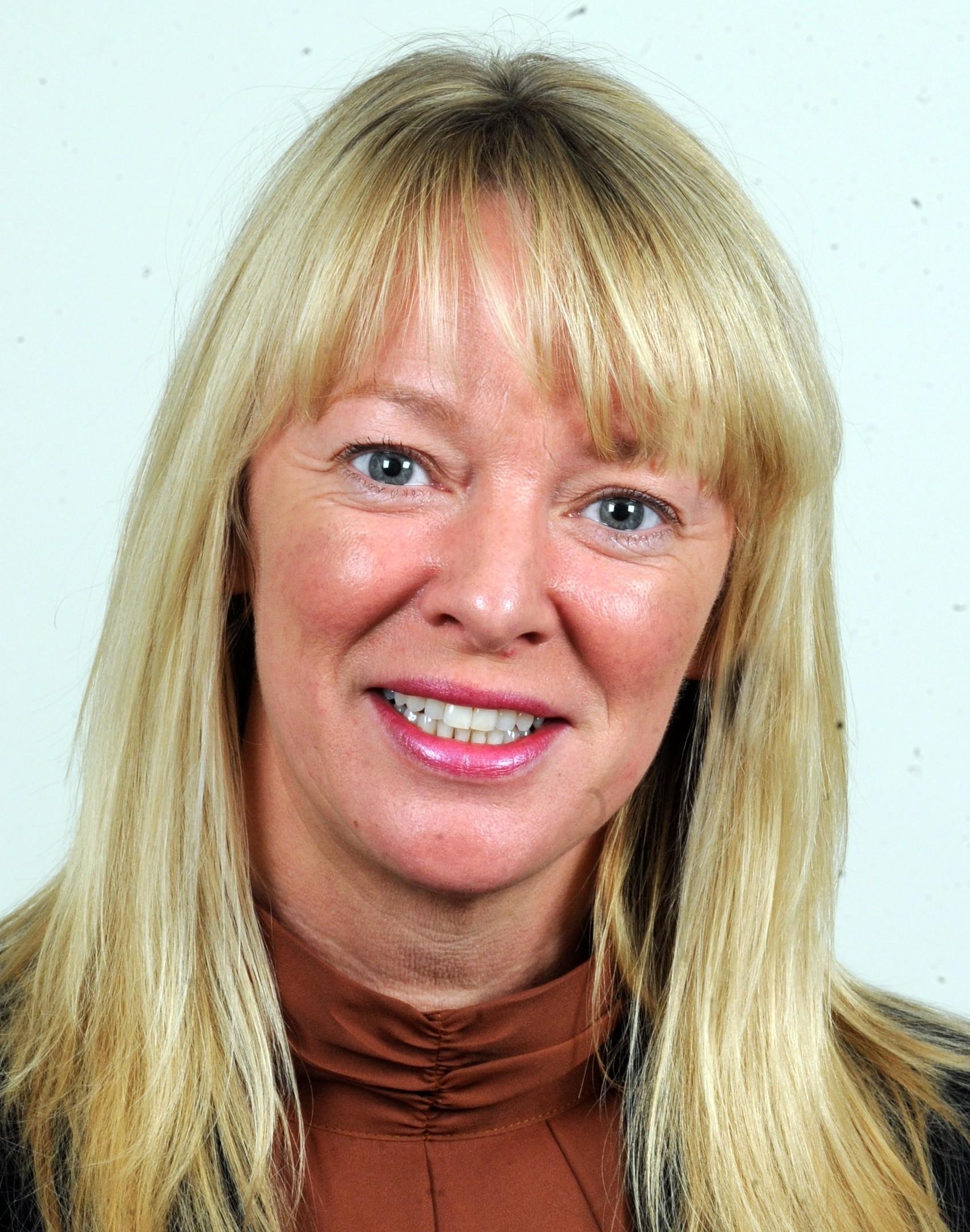 Business Development manager Debbie Bruce