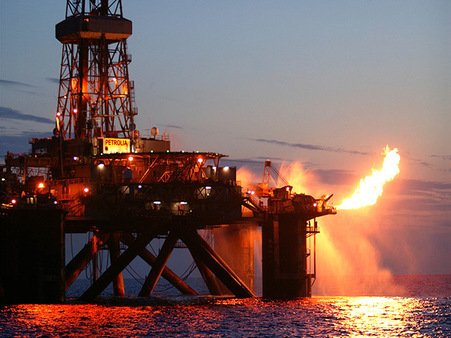 Companies have agreed to ban flaring by 2030