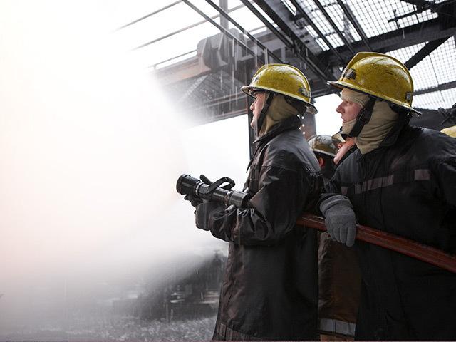 Petrofac's training centre in Montrose
