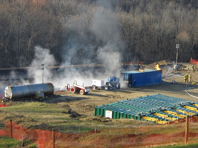 Marcellus shale gas operations