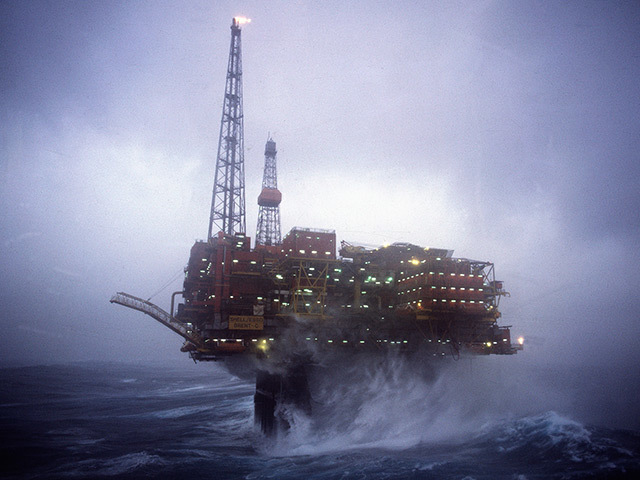 North Sea exploration ban