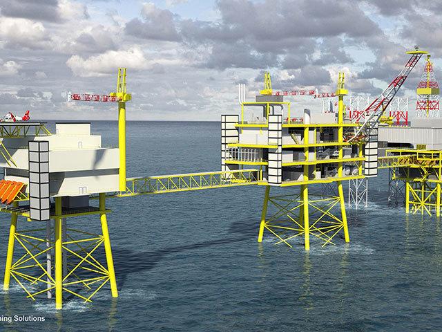 Maersk Oil's Culzean field