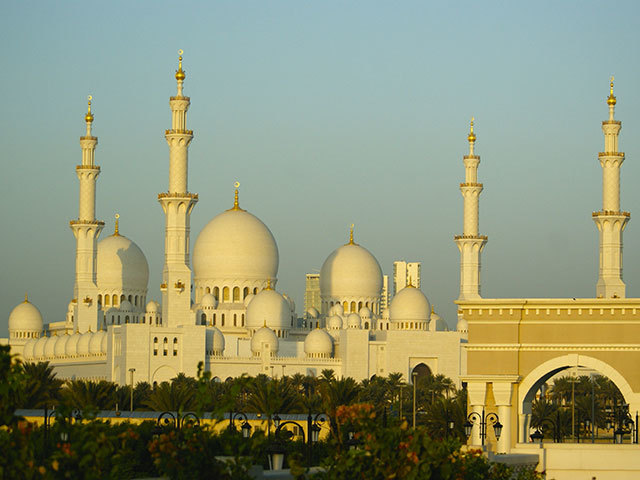UAE's capital Abu Dhabi