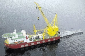 Construction ship SapuraKencana 1200