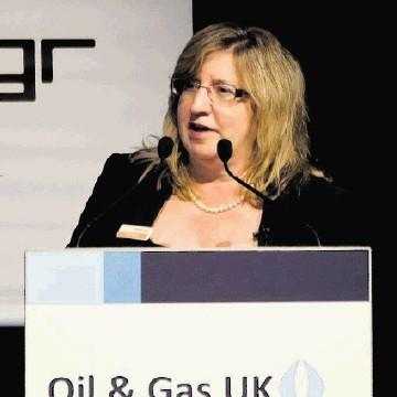 Alix Thom of Oil & Gas UK