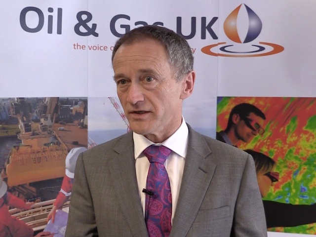 Mike Tholen, OIl and Gas UK economics director