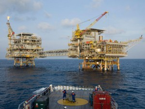 Harbour restarts Natuna drilling after chopper accident in Indonesia