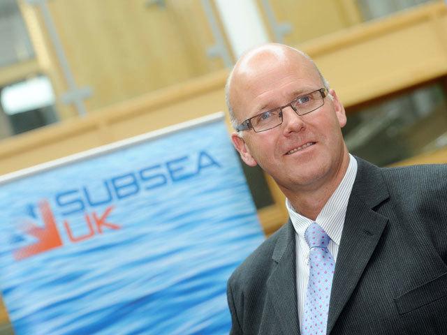 Neil Gordon, chief executive of Subsea UK