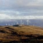 Windfarms debate turns wild land into battlefield