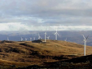 Highland wind farm suffers narrow defeat in Wind World Cup final