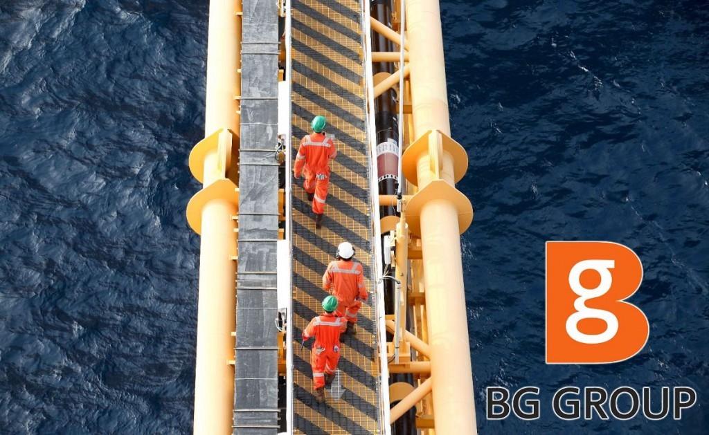 BG Group news