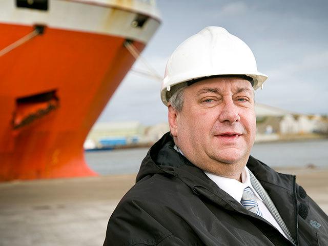 David Price, IWCF chief executive