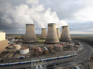 UK coal-power generation rises to one-month high as wind fades