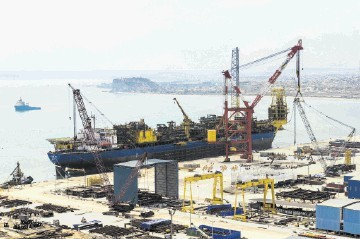 A deal has been struck Sonangol and Total