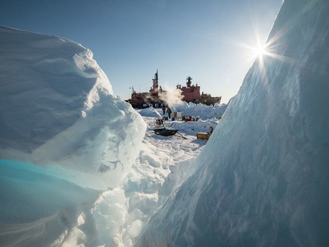 Rosneft's operations in the Arctic