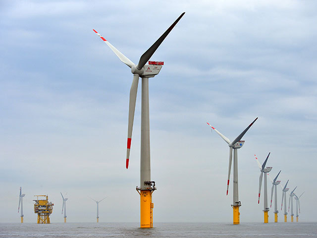 Borkum West II wind farm