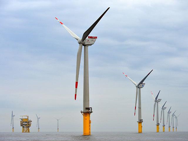 Borkum West II wind farm