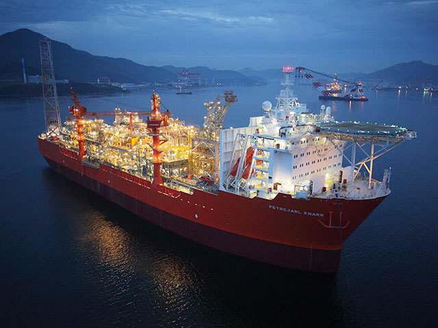 The Knarr FPSO