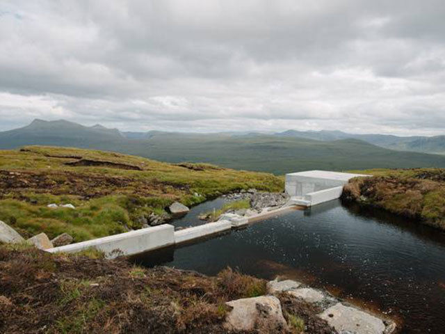 Green Highland Renewables has several hydro plants across the north of Scotland