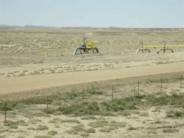 Rose Petroleum's operations in Utah. Photo by Rose Petroleum