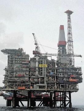 BP's Miller platform