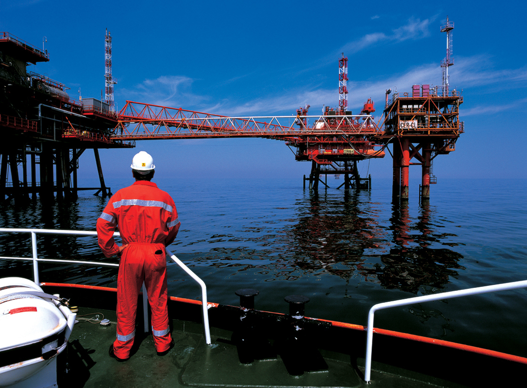 Eni has announced a new oil discovery