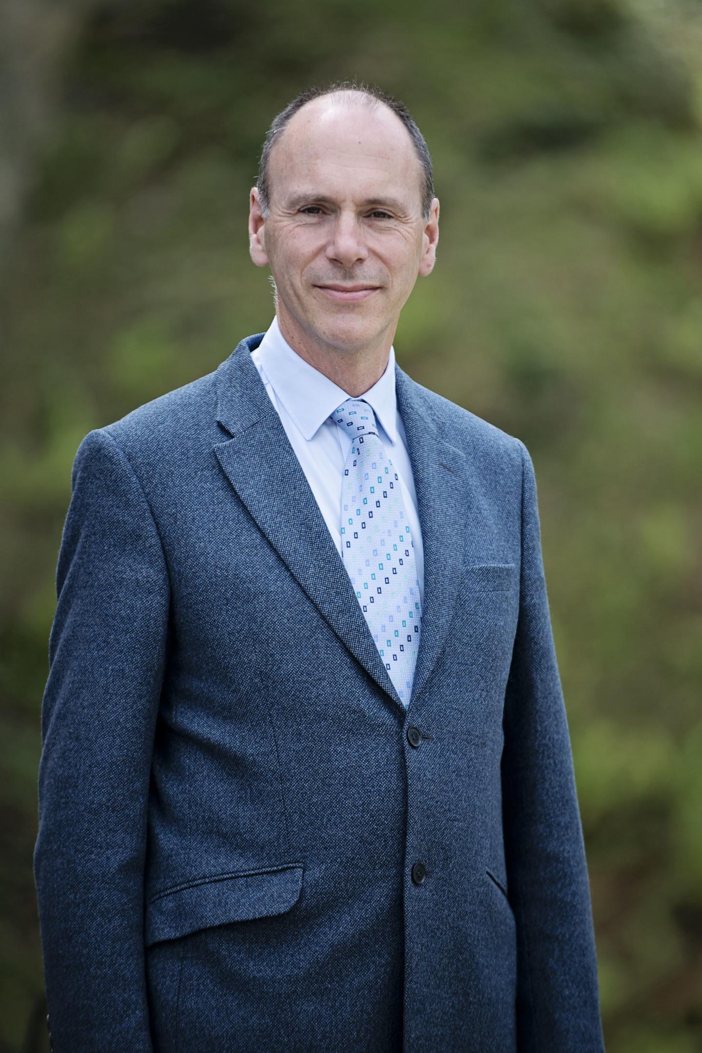 Managing director of Jee Ltd, Trevor Jee.
