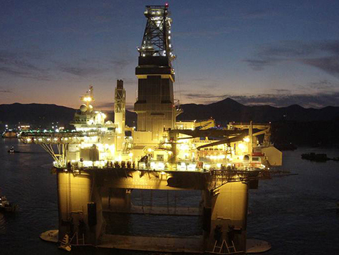 Deepsea Aberdeen will be used to drill four wells in the North Sea and Norwegian Sea next year.