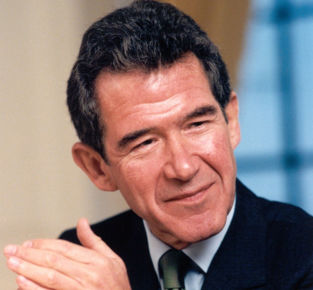 Lord Browne, former chief executive of BP