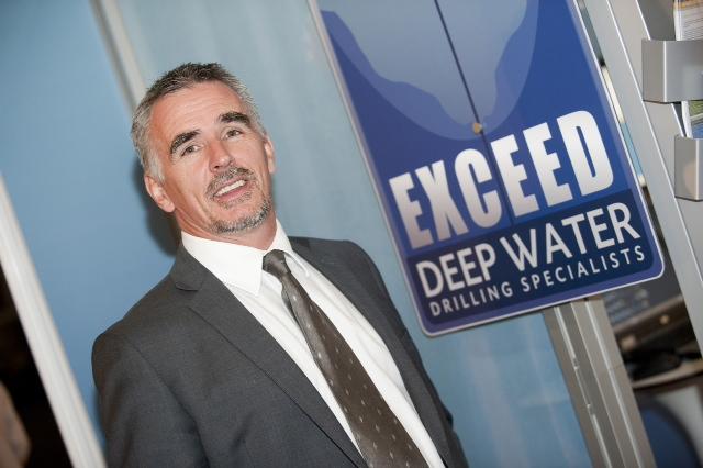 Exceed  director Ian Mills