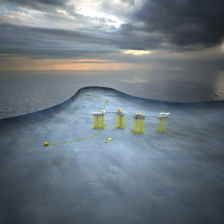 The Johan Sverdrup field