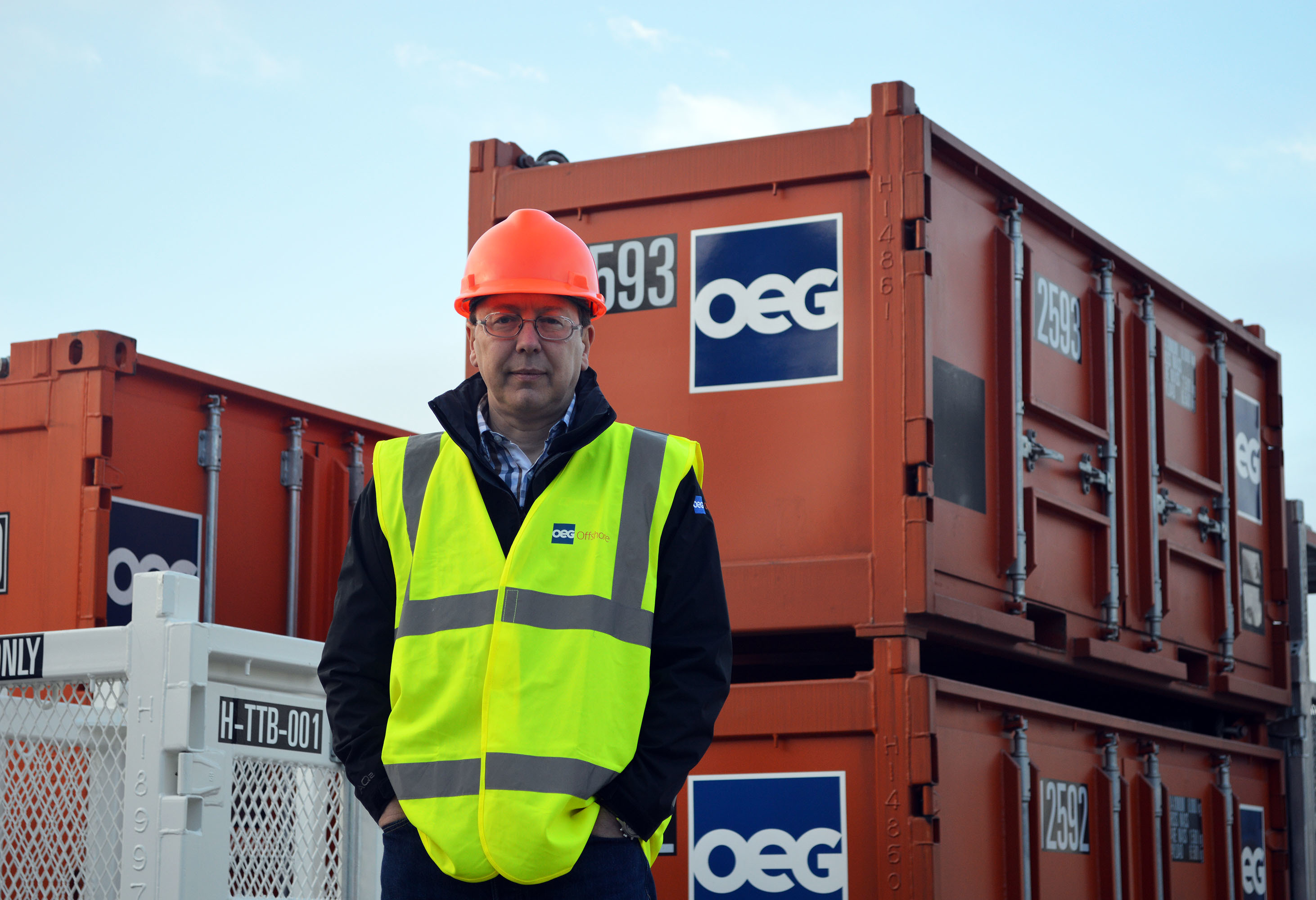Adrian Bannister has bee appointed as the new CFO at OEG Offshore