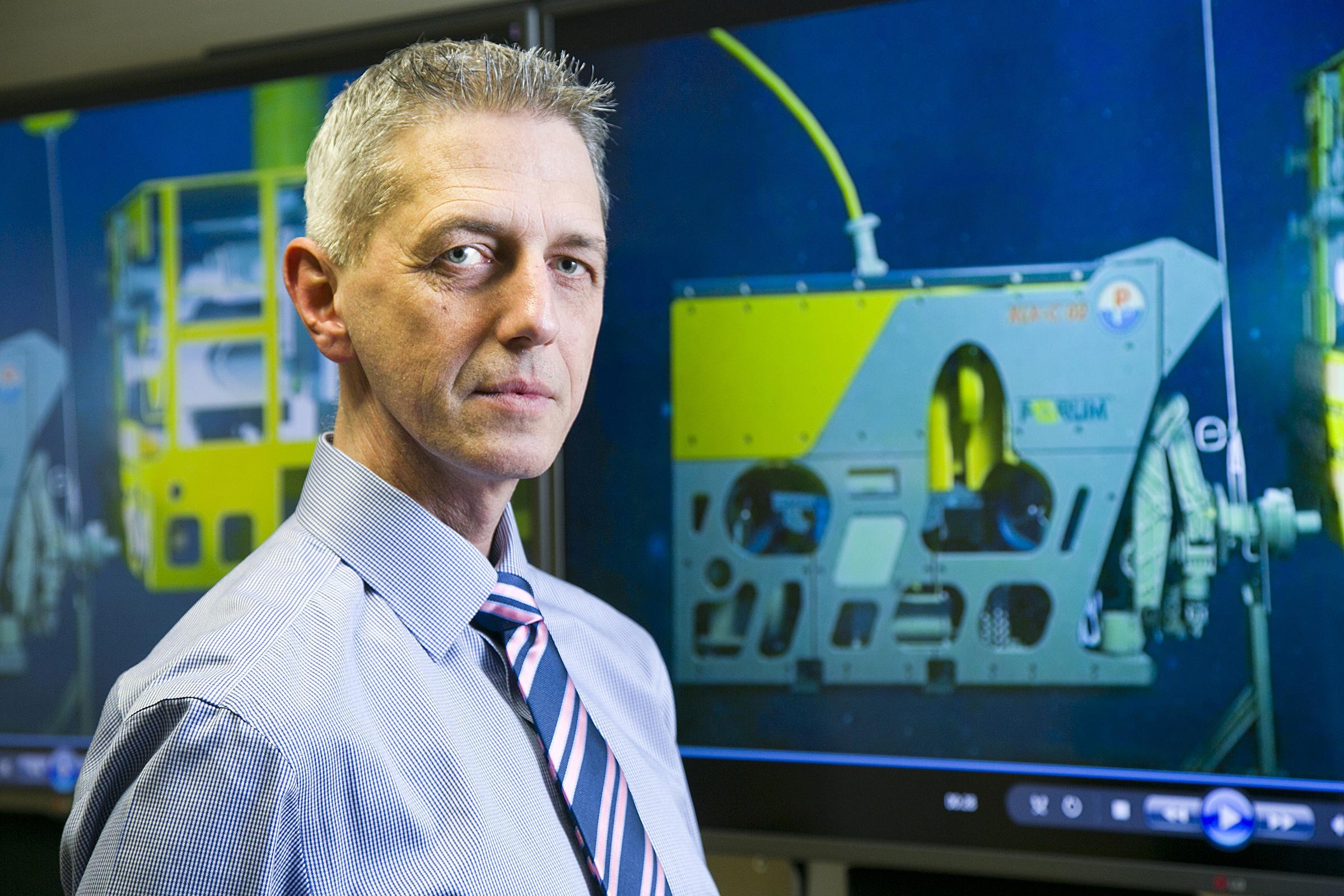 2.Forum Energy Technologies unveiled its latest model