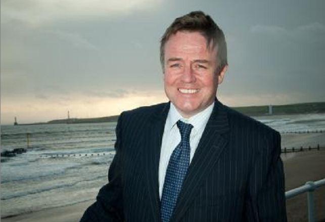 Gordon Ballard, executive director of the IOGP