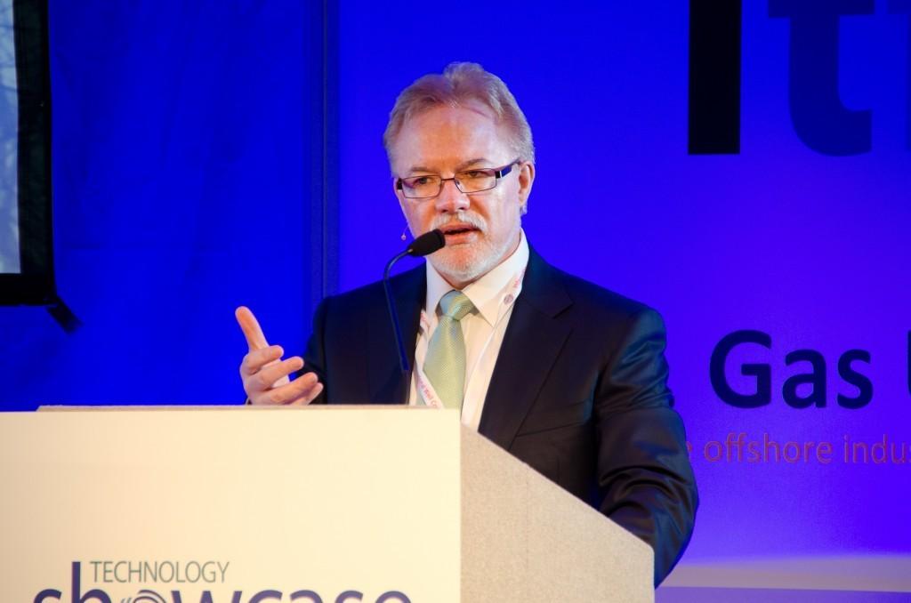 Patrick O'Brien, chief executive of ITF