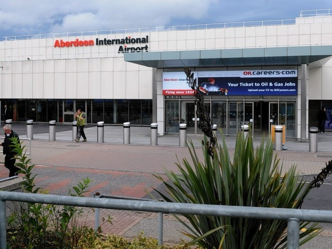 Macquarie also owns a 50% stake in Aberdeen Airport