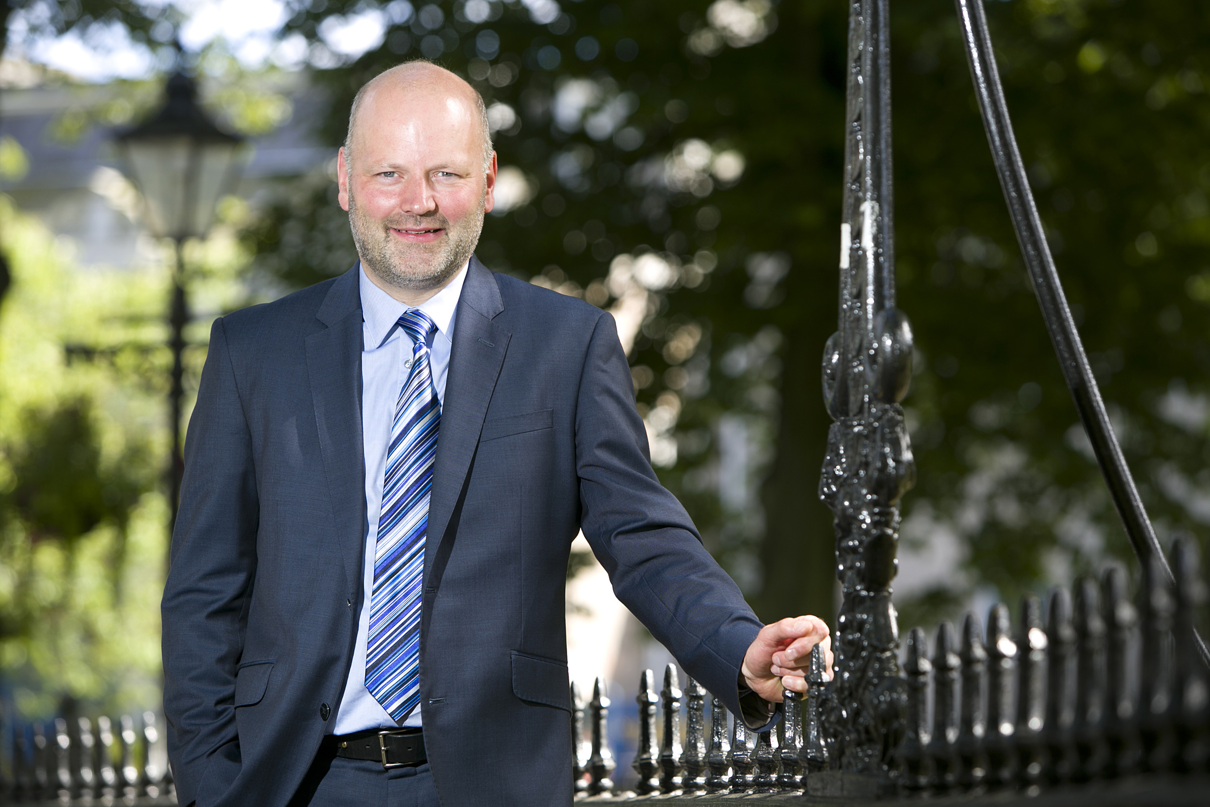 ADIL's managing director James Paton