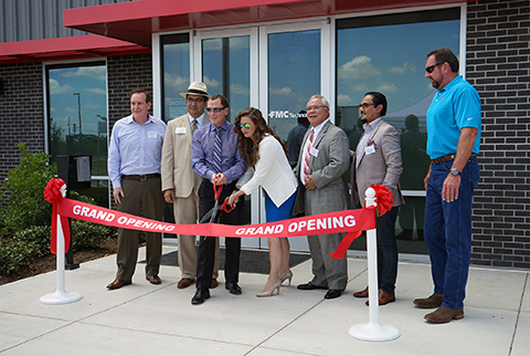 FMC Technologies opens San Antonio Supercenter