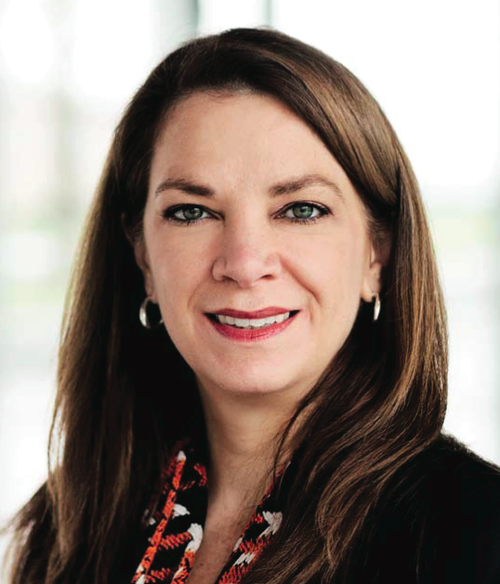 Gretchen Watkins, chief executive of Maersk Oil