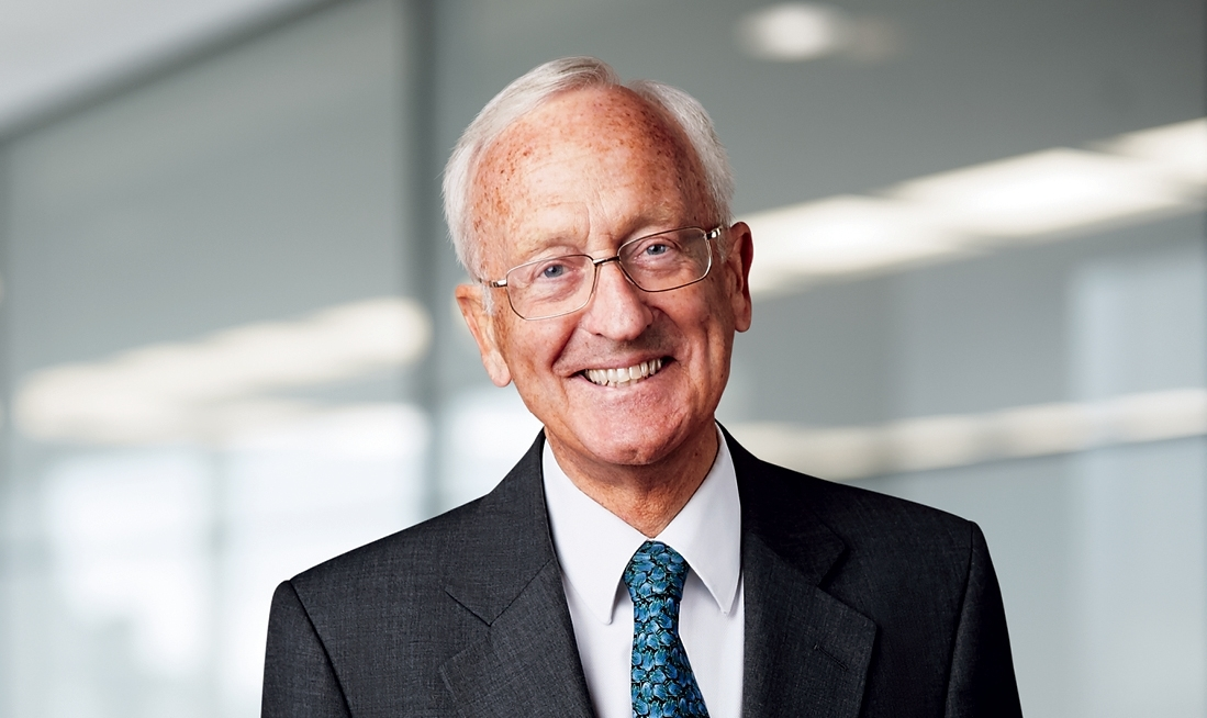 Sir John Buchanan: June 9th, 1943 - July 13th, 2015