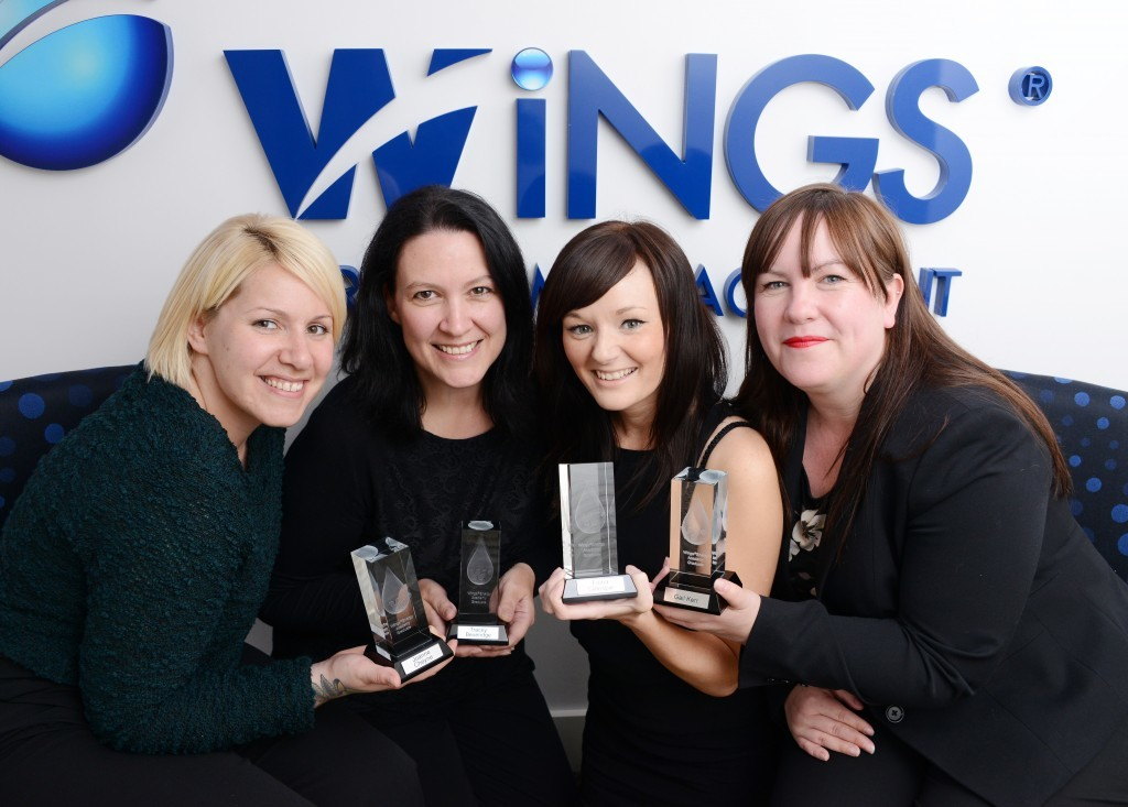 Wings Aberdeen Energy Champions
