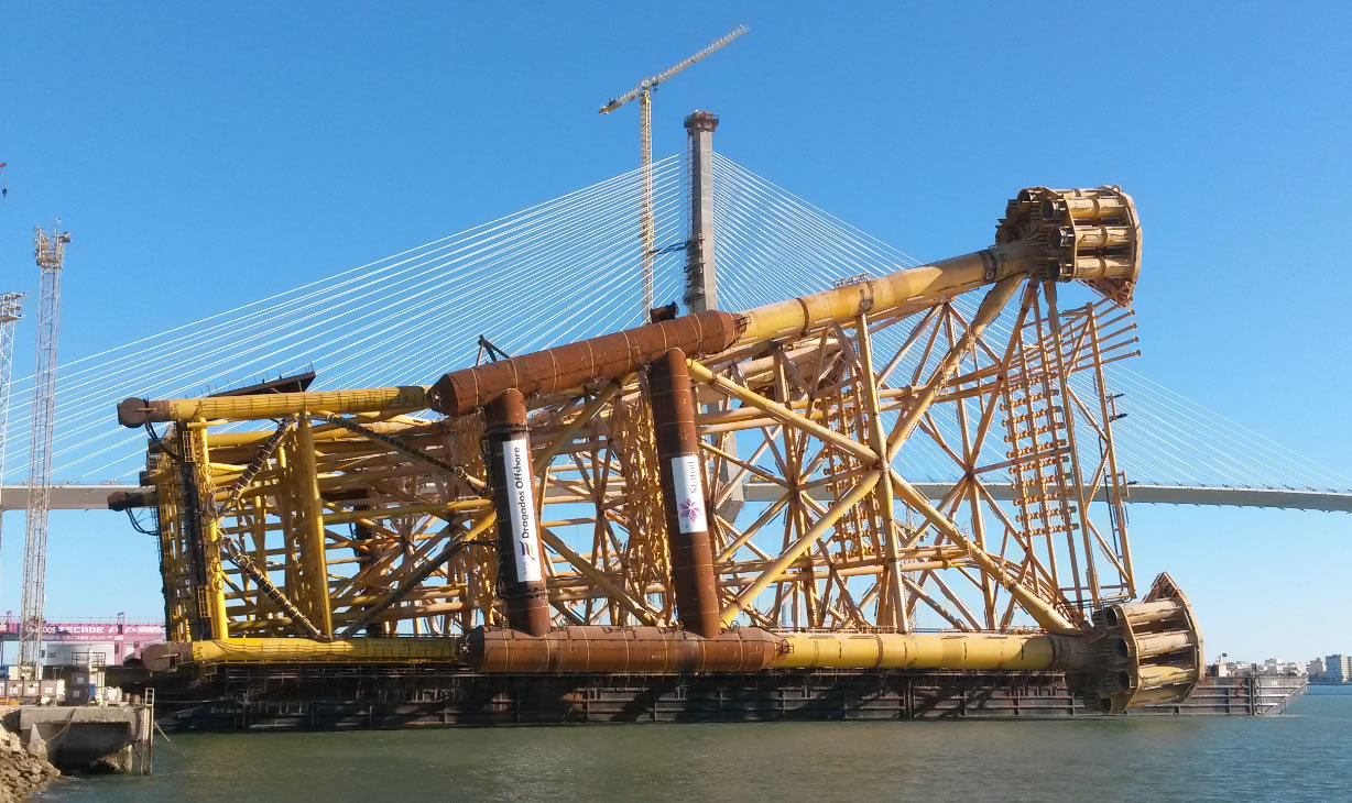 Statoil's Mariner development one step closer to completion