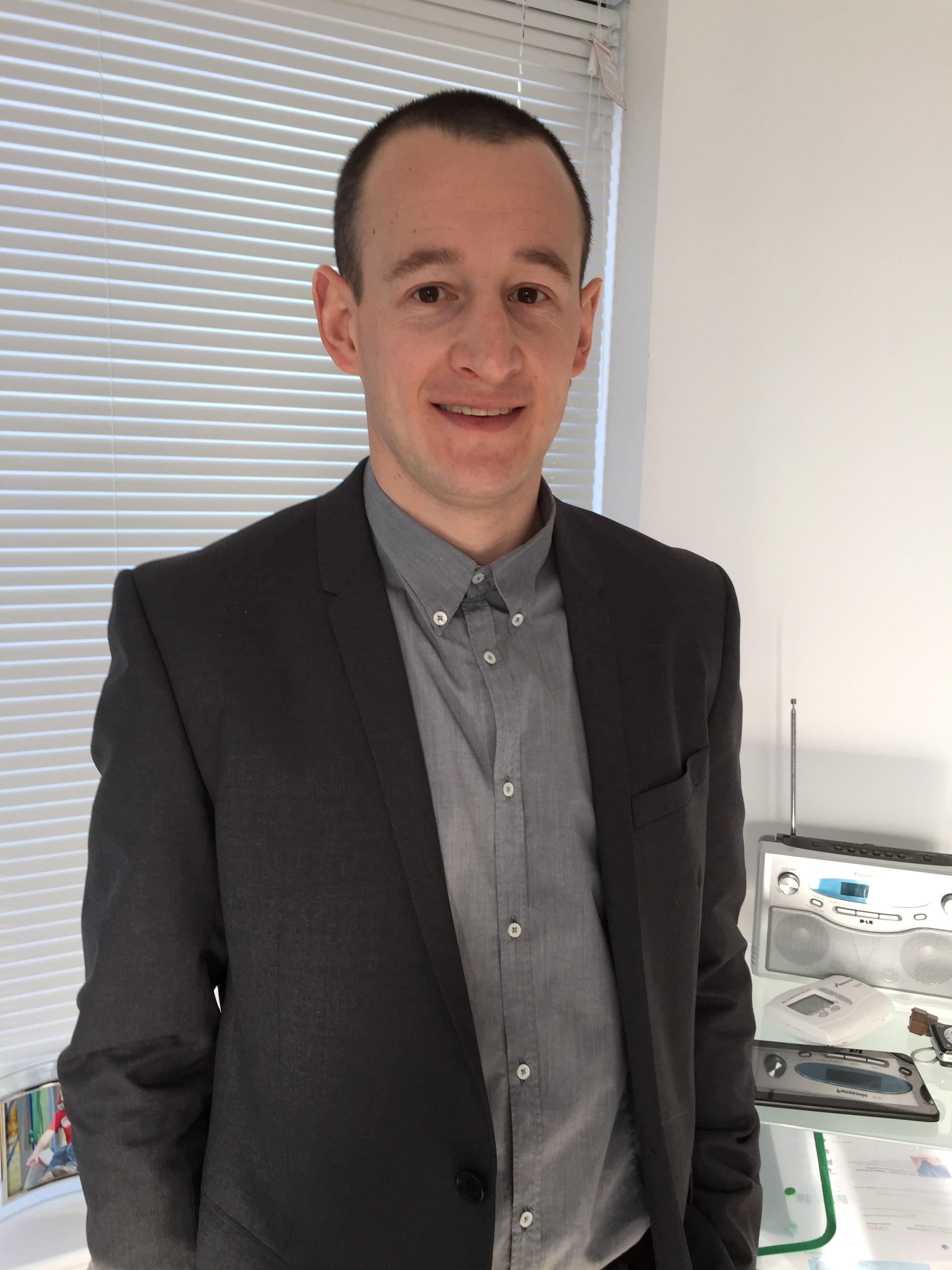 Mark Rushton, STC Global's managing director.