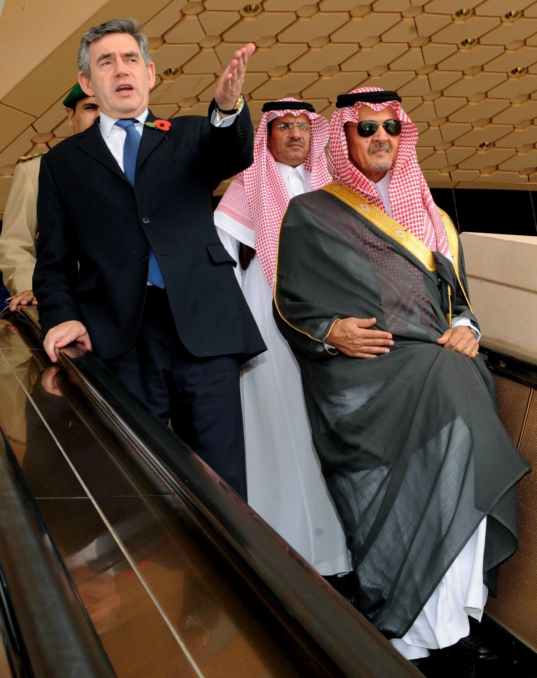 Prince Saud Al Faisal dies at the age of 75