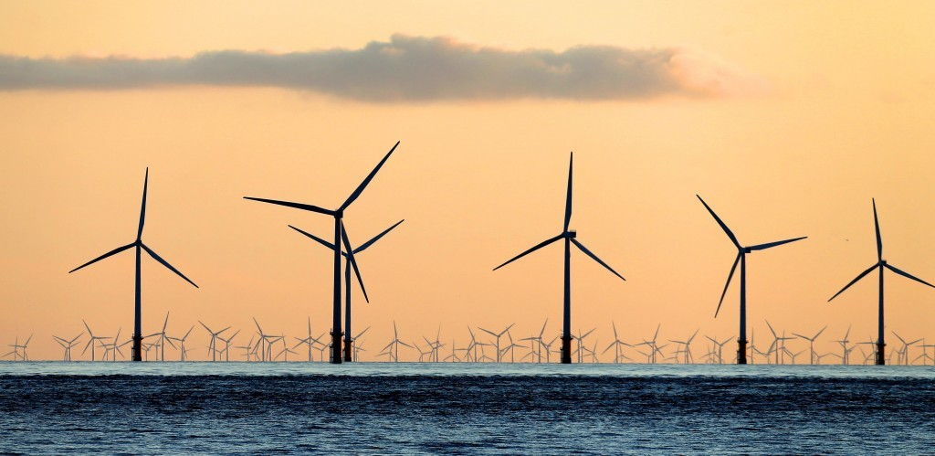 The North Sea has been described as pivotal to Europe's renewable future.